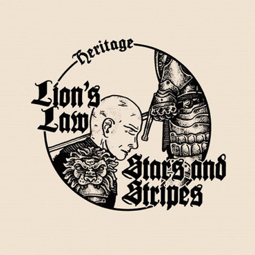 Split - Lion's Law / Stars and Stripes - Heritage - Single