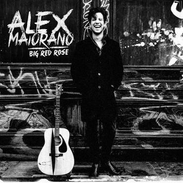 Alex Maiorano - big red rose - Single