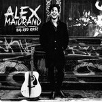 Alex Maiorano - big red rose - Single