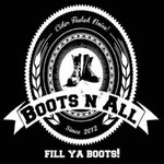 Boots n All - Fill Ya Boots! - LP 001