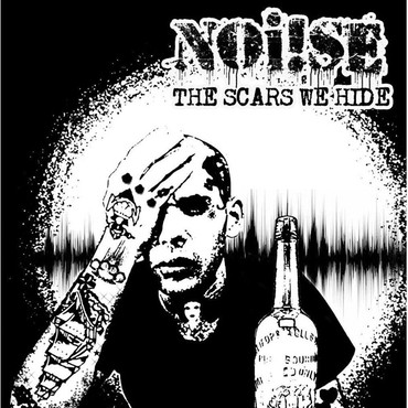 Noise ( Noi!se ) - the scars we hide - LP - limitiert