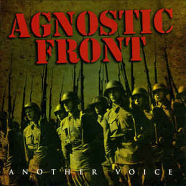 Agnostic Front - Another Voice - LP