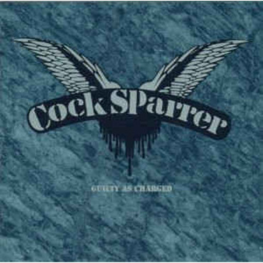 Cock Sparrer - Guilty as charged - LP