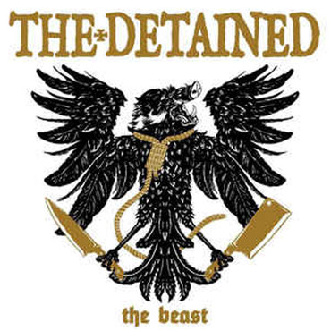 Detained (the) - the beast - LP