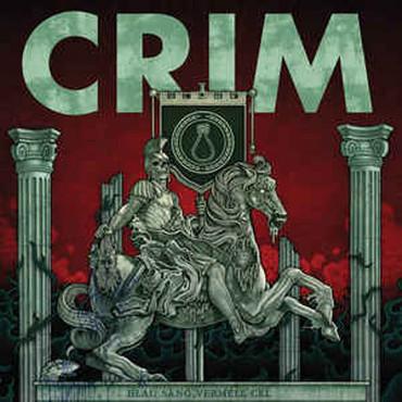 Crim - Blau Sang, Vermell Cel - LP