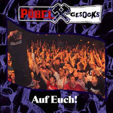 Pöbel & Gesocks - Auf Euch! - LP