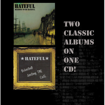 Hateful - two classic albums on one  - CD