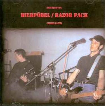 Split - Bierpöbel/ Razor Pack - CD