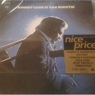 Johnny Cash at San Quentin - CD