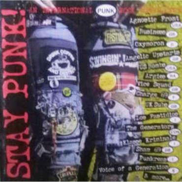 Sampler - Stay Punk! - CD