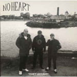 No Heart - Can't get out - LP 001