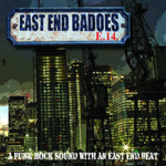 East End Badoes - A Punkrock Sound with an East End Beat - CD