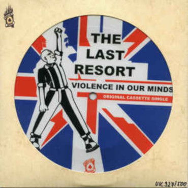 Last Resort (the) - Violence in our Mind - Picture Single