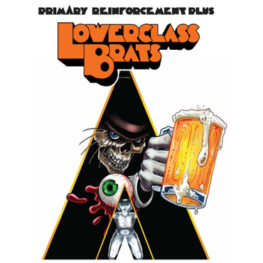 Lower Class Brats - Primary Reinforcement Plus - LP - orange