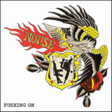 Noise ( Noi!se) - Pushing on - LP