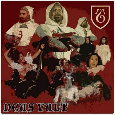 Templars (the) - Deus Vult - Deluxe LP