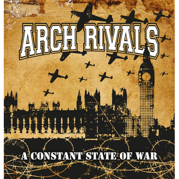 Arch Rivals - A constant state of war - LP