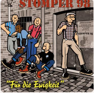 Stomper 98 - Für die Ewigkeit - LP