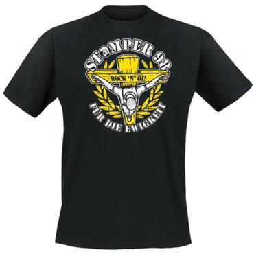 Girlie - T-Shirt - Stomper 98 - Für die Ewigkeit