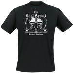 Girlie - T-Shirt - The Last Resort - Resort Bootboys 001