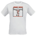Girlie - T-Shirt - Jenny Woo - Tear Down Walls