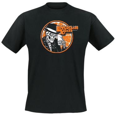T-Shirt - Lower Class Brats - Orange