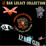 Split - Cock Sparrer / The Bar Stool Preachers - 12 Bar legacy collection - Single