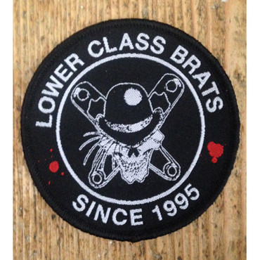 Aufnäher - Lower Class Brats - Since 1995