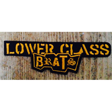 Patch - Lower Class Brats