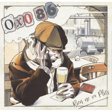 Oxo 86 - rien ne va plus - CD