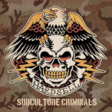 Hardsell - Subculture Criminals - CD