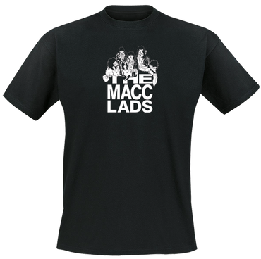 T-Shirt - The Macc Lads