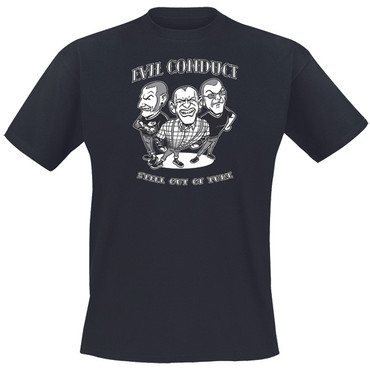 T-Shirt - Evil Conduct - Still out of tune