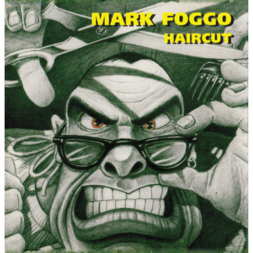 Mark Foggo - Haircut - LP - limitiert