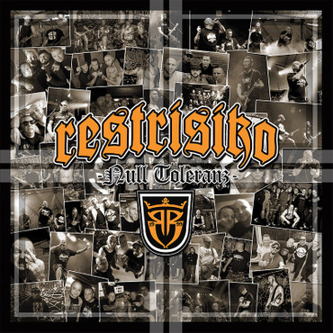Restrisiko - Null Toleranz - LP + CD