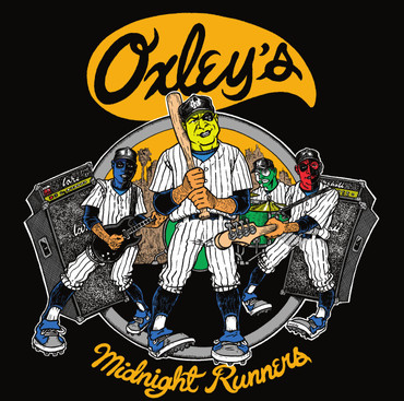 Oxley's Midnight Runners - Furies - Single - gelb