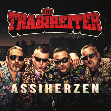 Trabireiter - Assiherzen - LP - limited