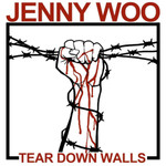 Jenny Woo - Tear down walls - DoLP + DVD - limited