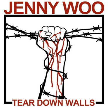 Jenny Woo - Tear down walls - DoCD + DVD