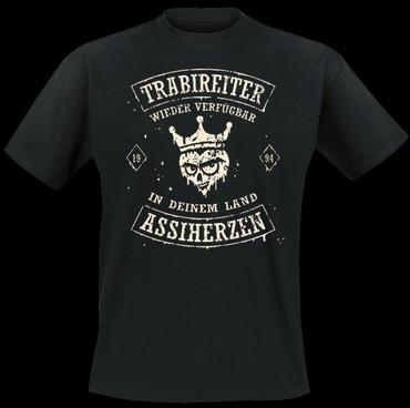 T-Shirt - Trabireiter - Assiherzen