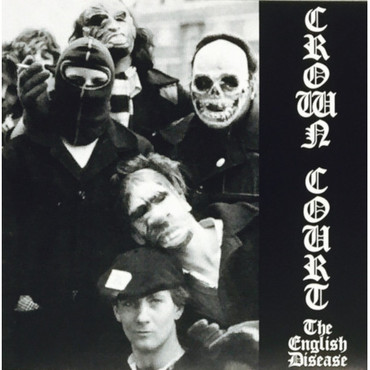 Crown Court - The English Disease - Single