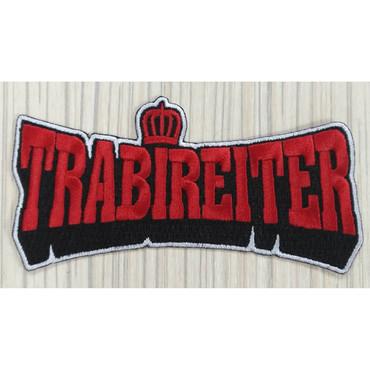 Aufnäher - Trabireiter - Logoschrift