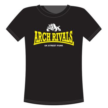T-Shirt - Arch Rivals - UK Streetpunk - schwarz