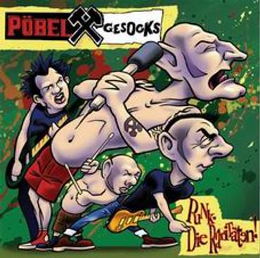 Pöbel & Gesocks - Punk Raritäten - LP