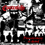 Control - Democracy is dead - LP - red 001