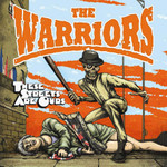 Warrior (the) - The streets are ours - LP - orange 001