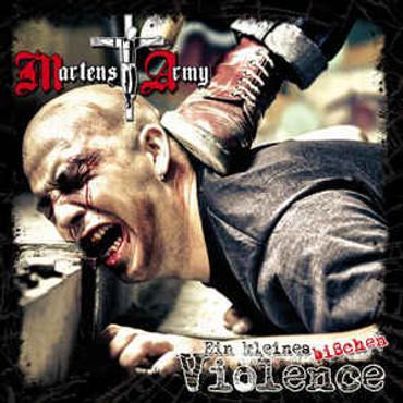 Martens Army - ein kleines bißchen Violence - CD