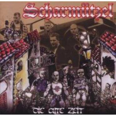 Scharmützel - Die alte Zeit - CD