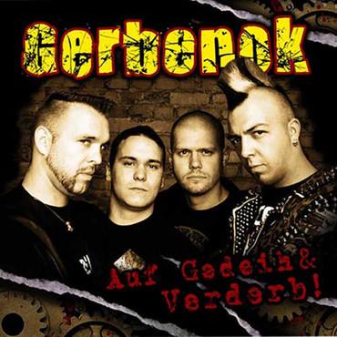 Gerbenok - Auf Gedeih & Verderb - CD