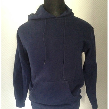 Kapuzenpullover - Fruit of the Loom - blau